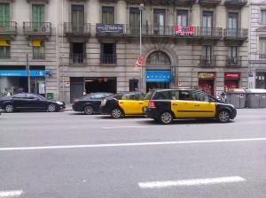 servei de tàxi